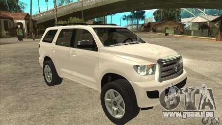 Toyota Sequoia für GTA San Andreas