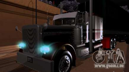 Peterbilt 389 Custom 2009 pour GTA San Andreas