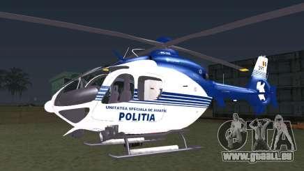 EC-135 Gendarmerie Police für GTA San Andreas
