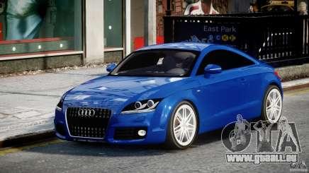 Audi TT RS Coupe v1.0 pour GTA 4