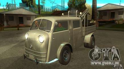 Tempo Matador 1952 Towtruck version 1.0 pour GTA San Andreas