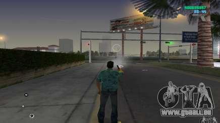 Munitions infinies pour GTA Vice City