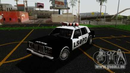 Greenwood Police LS pour GTA San Andreas