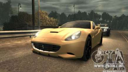 Ferrari California für GTA 4