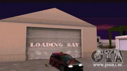 Stratum Tuned Taxi pour GTA San Andreas