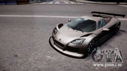 Gumpert Apollo Sport 2011 pour GTA 4
