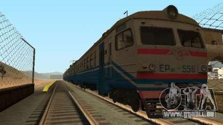 Er9m-556 pour GTA San Andreas
