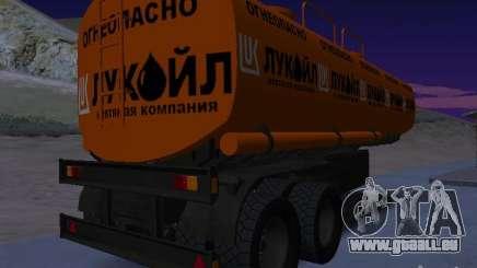 Réservoir Lukoil pour GTA San Andreas
