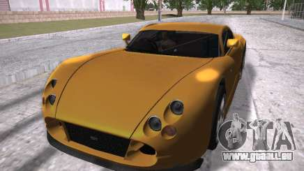TVR Cerbera Speed 12 für GTA San Andreas