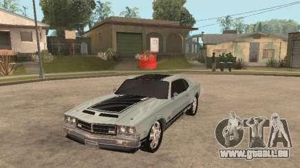 SabreGT de GTA 4 pour GTA San Andreas