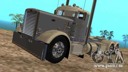 Pimped Peterbilt 381 pour GTA San Andreas