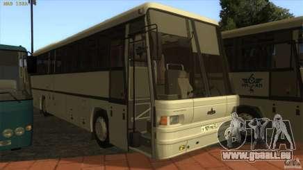 MAZ-152A für GTA San Andreas