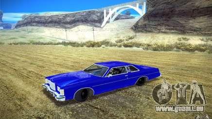 Ford LTD Coupe 1975 für GTA San Andreas