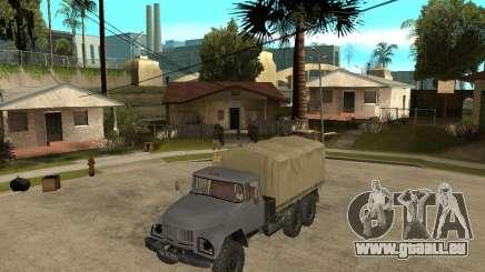 ZIL 131 für GTA San Andreas