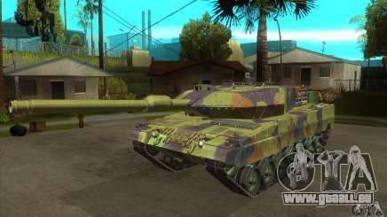 Leopard 2 A6 pour GTA San Andreas