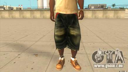The BIG Makaveli Short Jeans für GTA San Andreas