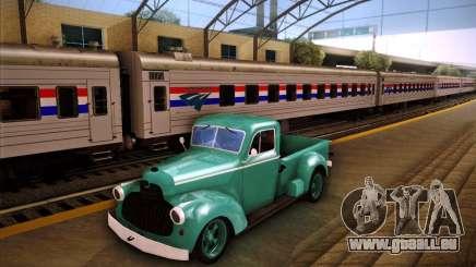 Shubert pickup für GTA San Andreas