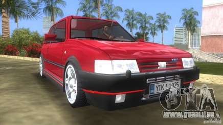 Fiat Uno Turbo pour GTA Vice City