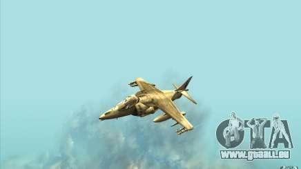 Harrier GR7 pour GTA San Andreas