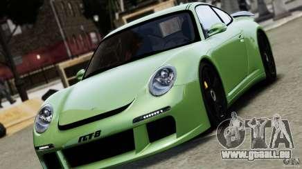 RUF RGT-8 2011 pour GTA 4