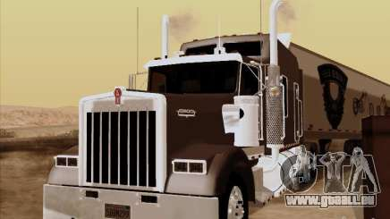 Kenworth W900 Long für GTA San Andreas