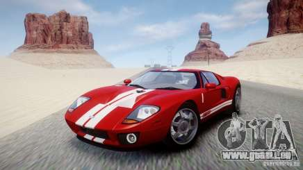 Ford Hennessey GT1000 2006 v2.0 EPM pour GTA 4