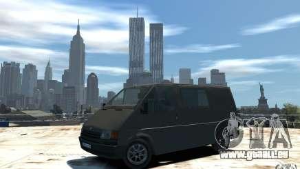 Ford Transit 1999 pour GTA 4