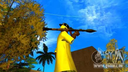 New Weapon Pack pour GTA San Andreas