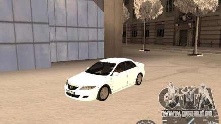 Mazda 6 2004 für GTA San Andreas
