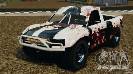 Toyota Tundra Karin Sahara v2.0 pour GTA 4