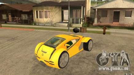 Lexus Concept 2045 pour GTA San Andreas