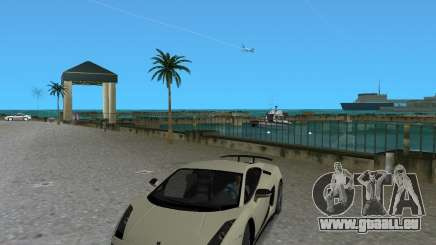 Lamborghini Gallardo Superleggera für GTA Vice City