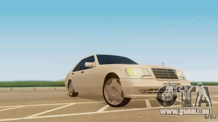 Mercedes-Benz 500SE pour GTA San Andreas