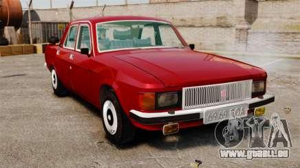 GAZ-3102 für GTA 4