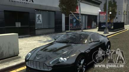 Aston Martin V12 Vantage 2010 V.2.0 pour GTA 4