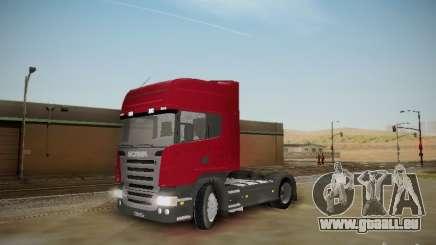 Scania R580 Topline für GTA San Andreas