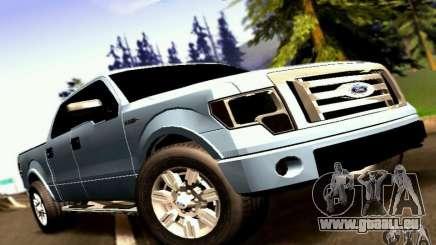 Ford Lobo 2012 pour GTA San Andreas