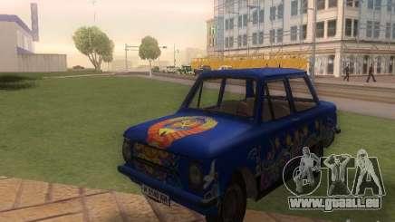 Hippie ZAZ pour GTA San Andreas