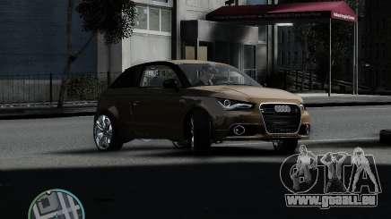 Audi A1 v.2.0 pour GTA 4