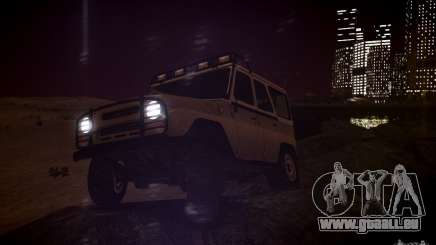 UAZ-31514 Version : 2.04 pour GTA 4