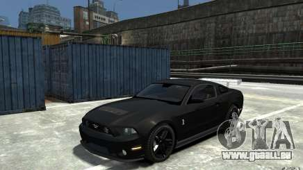 Ford Shelby GT500 v.1.0 pour GTA 4