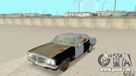 Pontiac LeMans 1970 Scrap Yard Edition für GTA San Andreas