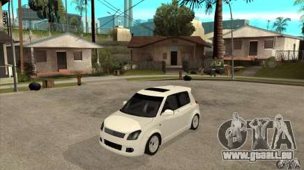 Suzuki Swift 4x4 CebeL Modifiye pour GTA San Andreas