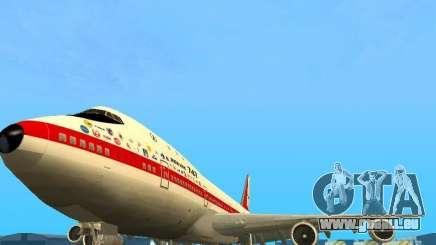 Boeing 747-100 für GTA San Andreas