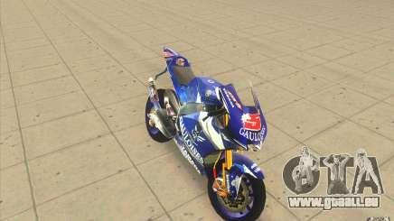 Yamaha M1 Edwards für GTA San Andreas