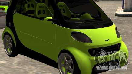 Smart Alienware pour GTA San Andreas