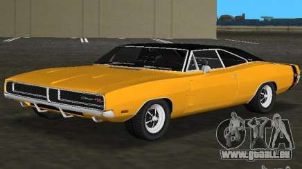 Dodge Charger RT 1969 für GTA Vice City