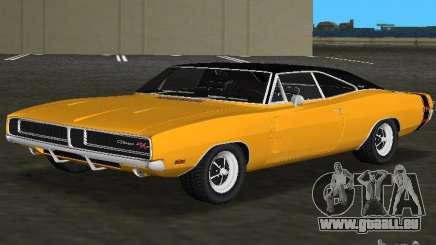 Dodge Charger RT 1969 für GTA Vice City