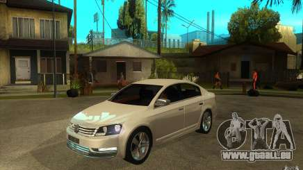 Volkswagen Passat 2.0 TDI Bluemotion 2011 pour GTA San Andreas