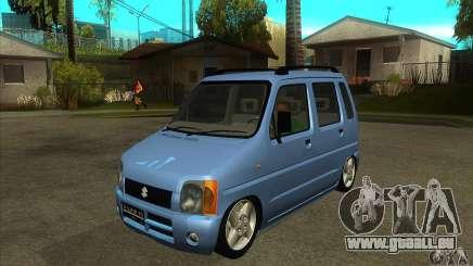 Suzuki Karimun GX pour GTA San Andreas